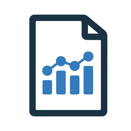 Analysis, analytics icon. Use in designing and developing websites, commercial, print media, web or any type of design projects.