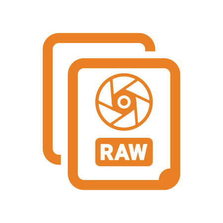 Photo, raw image icon - Perfect for use in designing and developing websites, printed files and presentations, Promotional Materials, Illustrations any type of design projects.