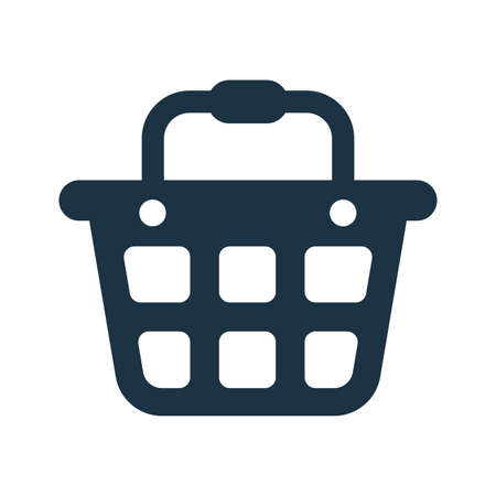 Shopping cart, Basket icon. Beautiful design and fully editable vector for commercial use, printed files and presentations, Promotional Materials, web or any type of design project.