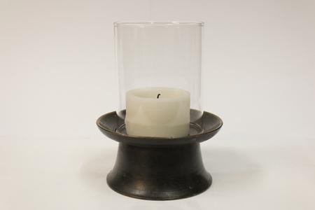 candle holder: Candle holder