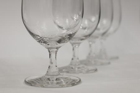 riesling: Wine glasses bottom