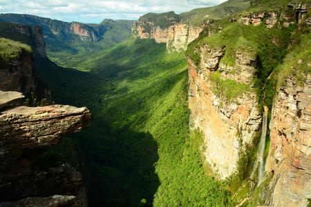 파 타고 니 아드 나파 국립 공원, 바하, 브라질