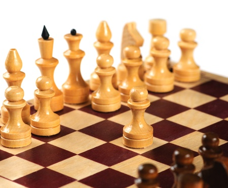 first move: first move in chess party