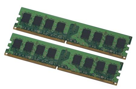 operante: I moduli di memoria operativa � isolato su sfondo bianco