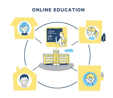 Image of online learning