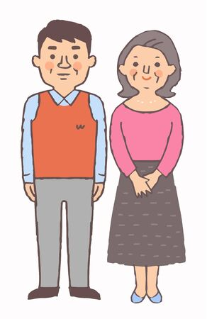 Senior couple Stock fotó - 149526794