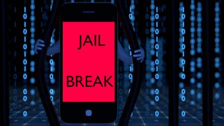prison break: Jail breaking a phone