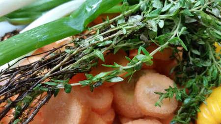 carrot soup seasoning ingredients