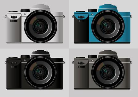 compact camera: compact camera, photography, big lens