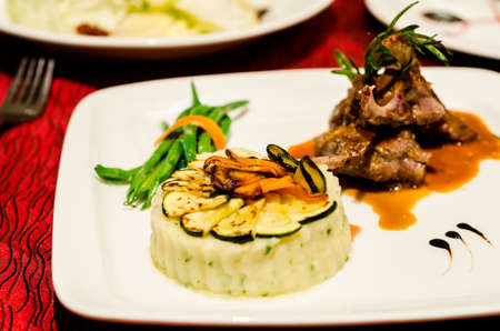 chops: lamb chops