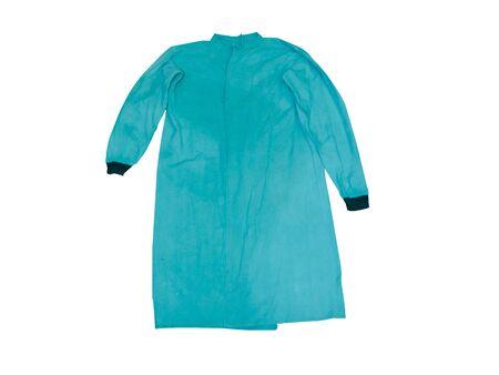 blouse chirurgicale jetable pour l'hôpital
