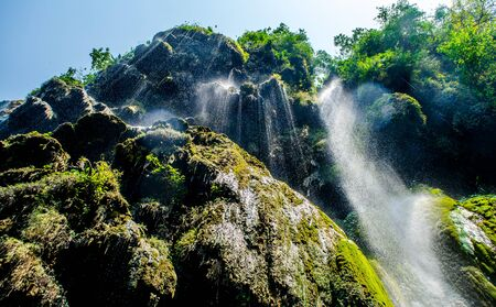 Patna Waterfall is a popular waterfall in Rishikesh where nature lovers like to come and spend some time in nature.