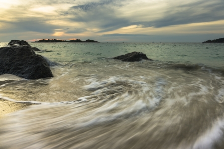 Swirling Waves photo