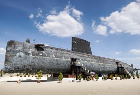 1malaysia: Malacca, Malaysia, 31 Jan 2014 - Maritime Submarine Museum