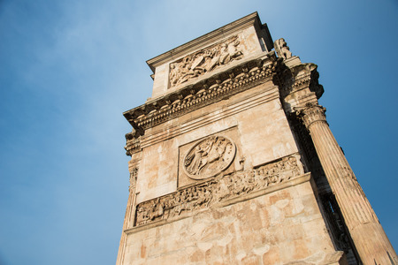 constantine: Arch Of Constantine, Rome Italy