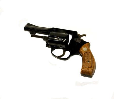 38 caliber: 38 caliber Revovler