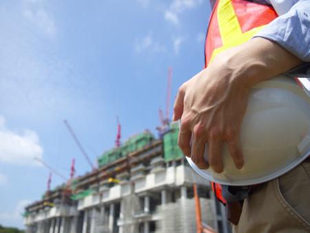 Construction worker Imagens