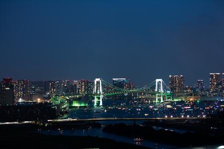 nightview: Nightview at Odaiba, Tokyo