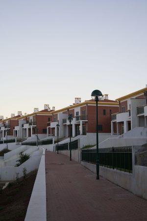 investment real state: Un nuevo pueblo con casas listas para vender