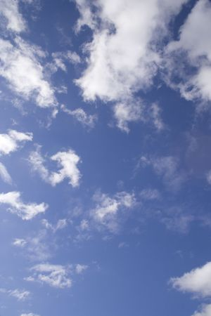 cloud drift: Sky with clouds for a perfect background