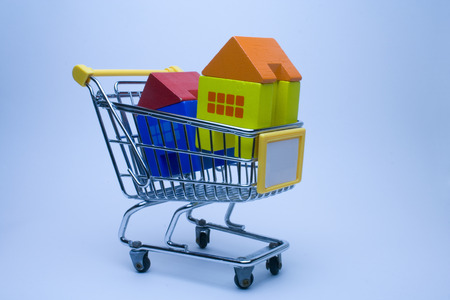 go to the market to buy houses photo