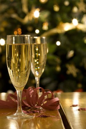 An Happy New Year is coming (selective and soft focus) Stock Photo - 2226081
