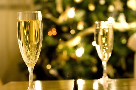An Happy New Year is coming (selective and soft focus) Stock Photo - 2323356
