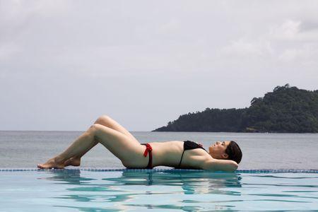 principe: disfrutando de la mujer en el paraíso Santo Tomé y Príncipe