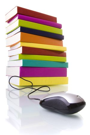 online information access concept (selective focus) Stock Photo - 4500065