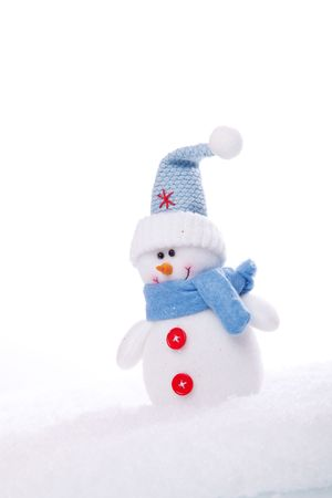 christmas ornament background; (very shallow deep) Stock Photo - 5972852