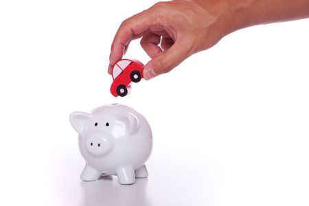 new economy: Start saving now for your new car