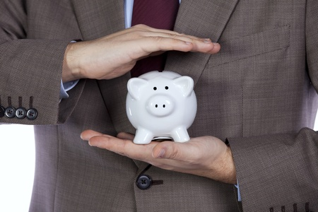 Your professional finance and insurance solution for the best protection Stock Photo - 8653135