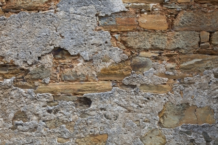 eroded: Grunge wall detail background