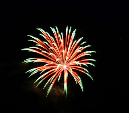 Fireworks Stock Photo - 17020164