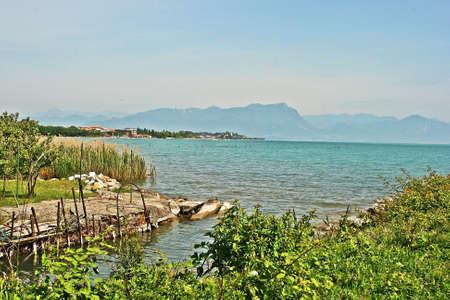 garda: Lake Garda, Lago di Garda