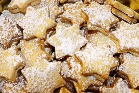 christmas cookies: christmas cookies Stockfoto