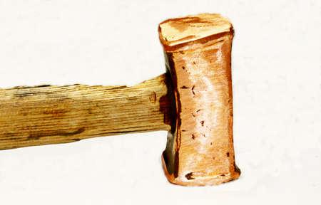striking: Striking Tools, Hammers Stock Photo