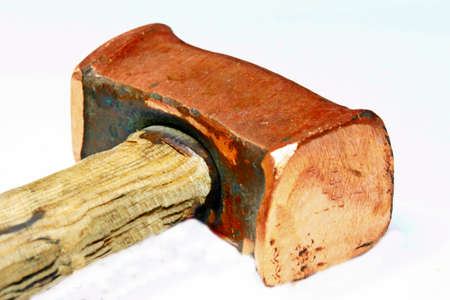 hammer head: Hammer copper head