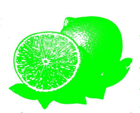 symbole: lemons Stock Photo