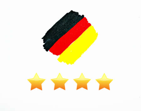 symbole: Germany four times worldchampion
