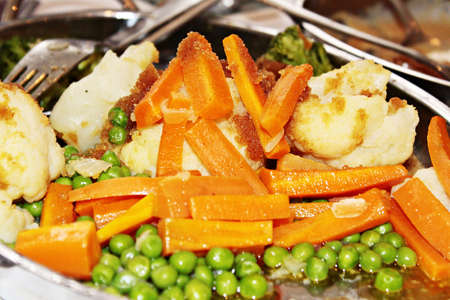 carots: vegetable food Stock Photo