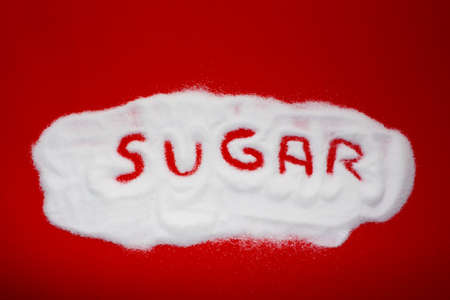 exempted: sugar Stock Photo