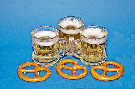 symbole: bavarian party Stock Photo