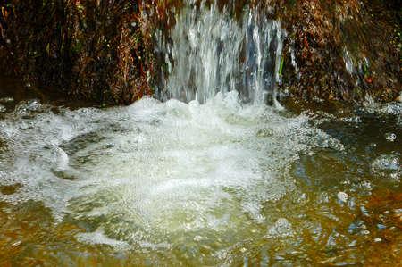 cascade: water cascade