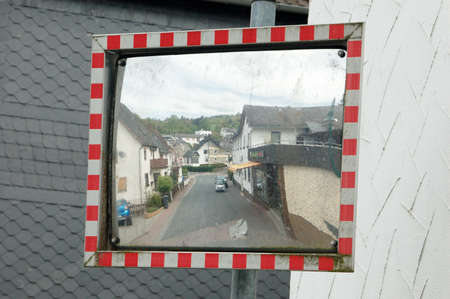 mirror: Street Mirror