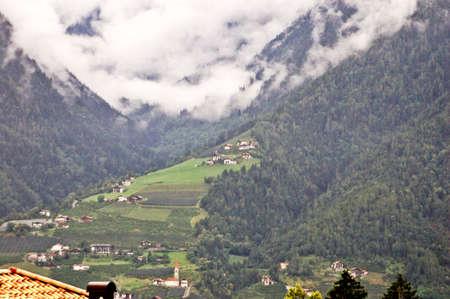 valley view: Valley View  Archivio Fotografico