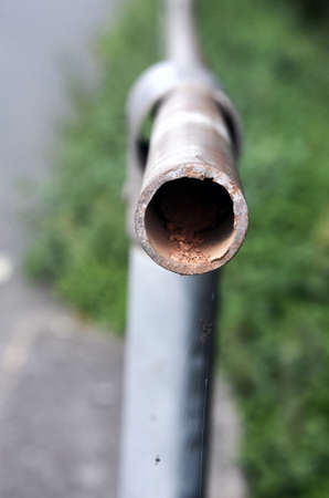 banister: banister Pipe