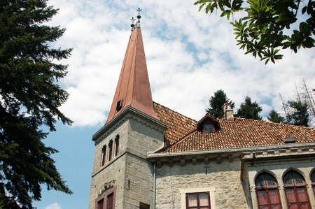 historic: historic architecture