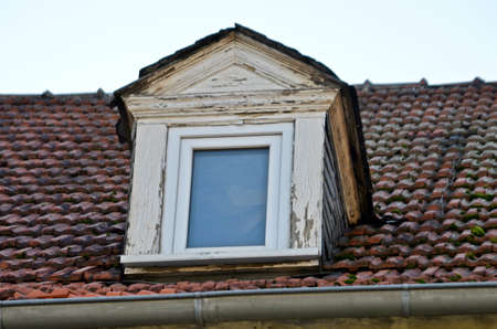 dormer: Dormer of a roof