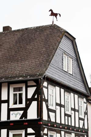 tudor: Tudor style house